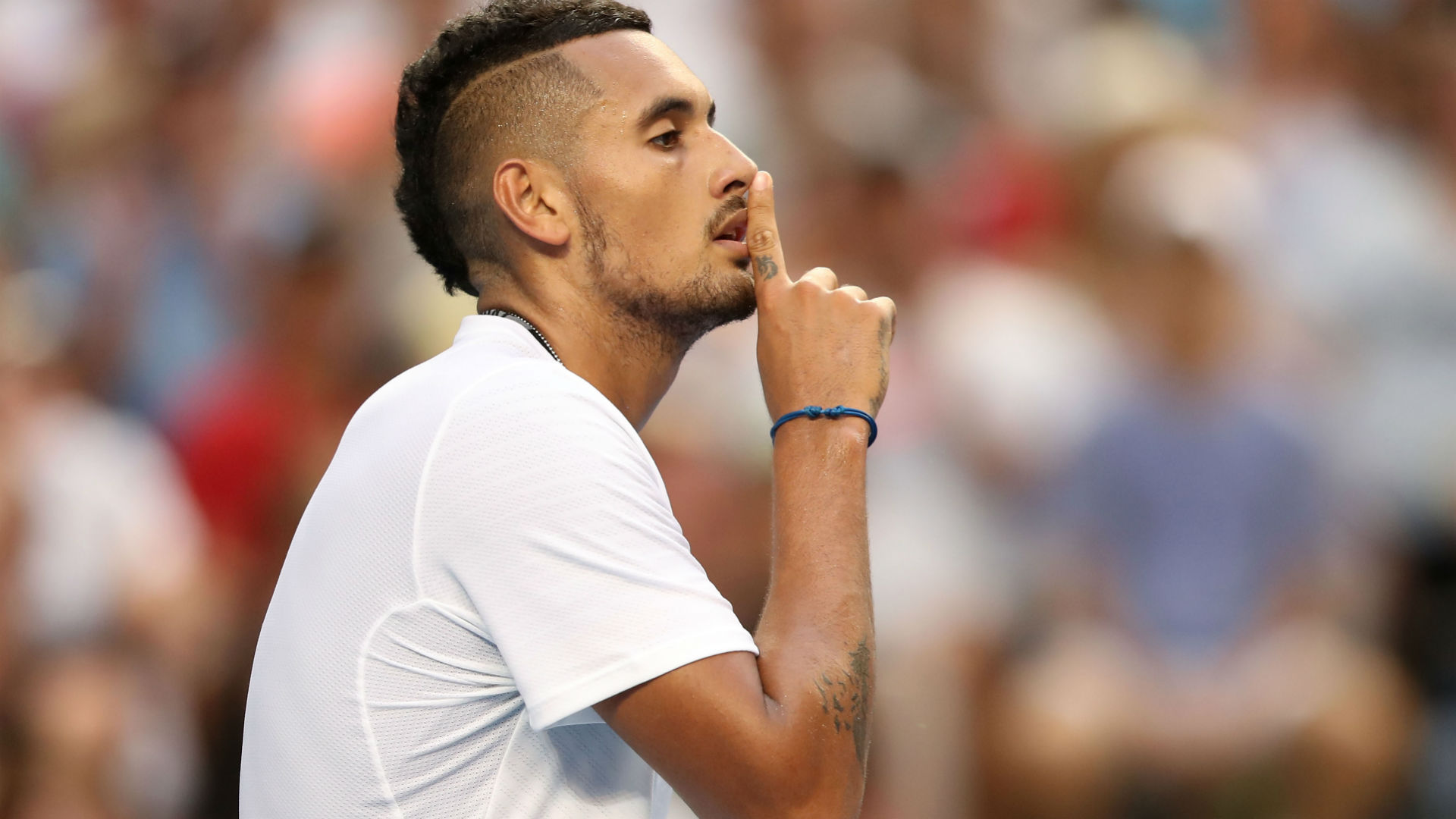 Social media savages Nick Kyrgios