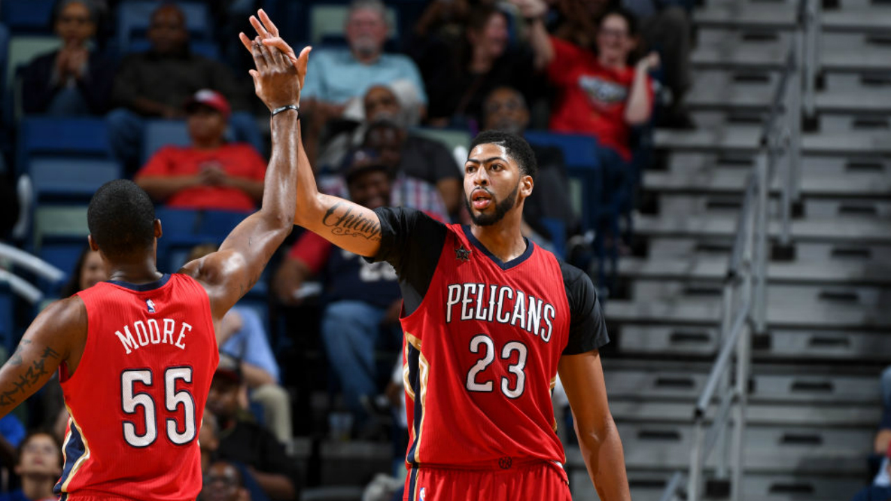 Anthony Davis Addresses Reports Of Blockbuster Deal Sending Him To Boston Celtics