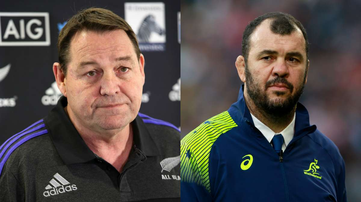 Hansen snipes at Cheika: 'I'd say he's got enough problems'