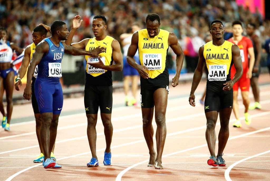 Gatlin convinced Bolt will return to racing