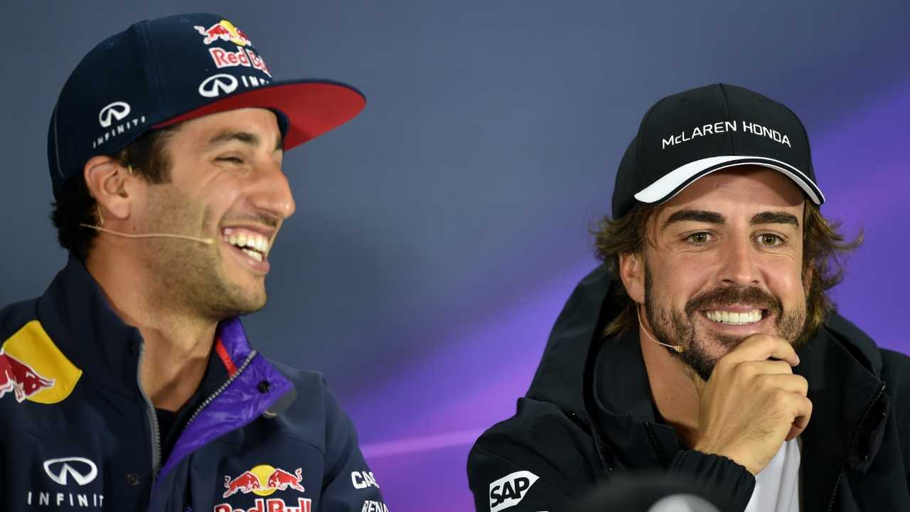 Resultado de imagen de Ricciardo Fernando
