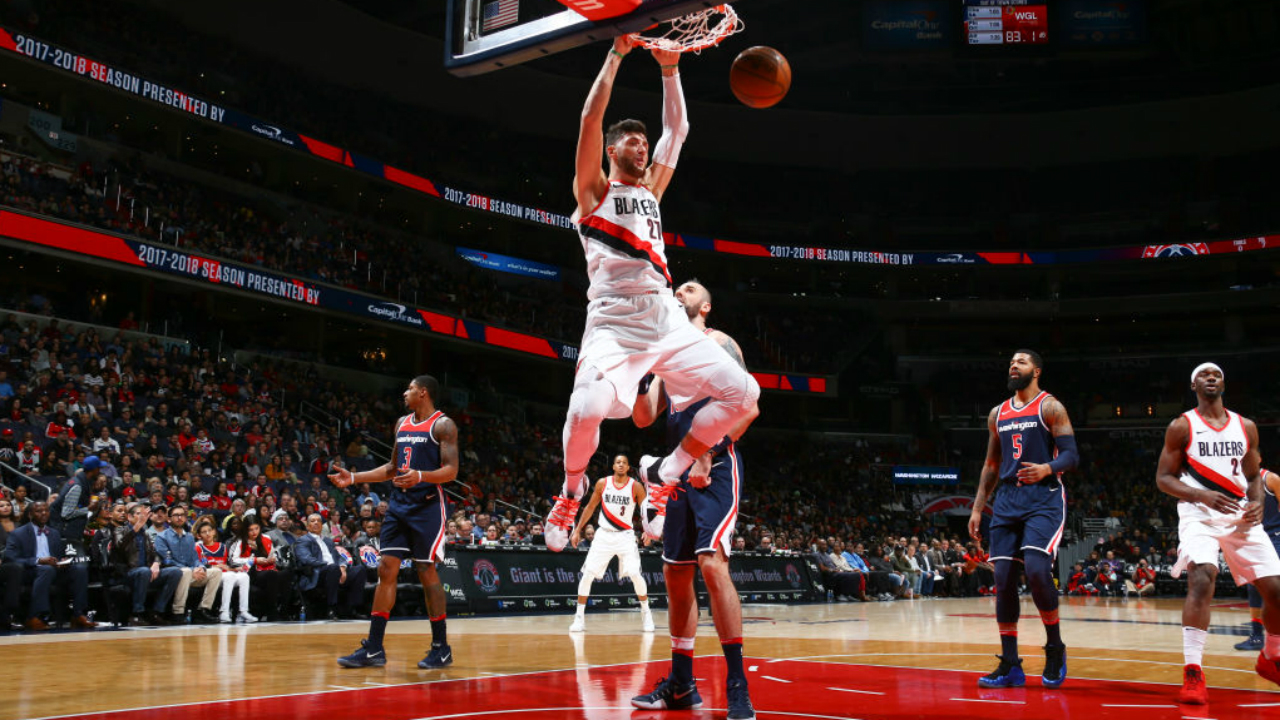Trail Blazers vs. Wizards NBA Predictions Against the Spread 11/25/17