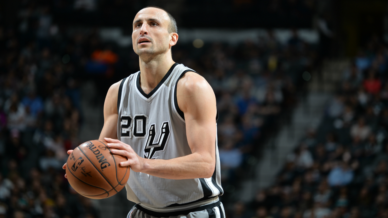 Manu Ginobili signs 2-year, $5 million deal to return to Spurs