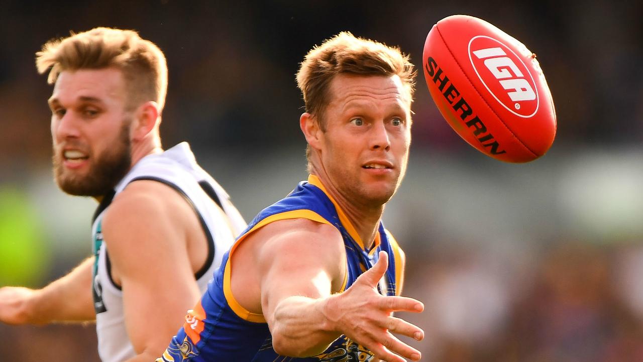 Eagles great Matt Priddis retires from AFL