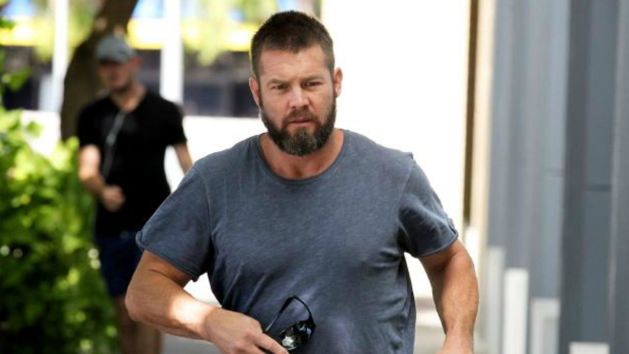 Ben Cousins released from WA prison