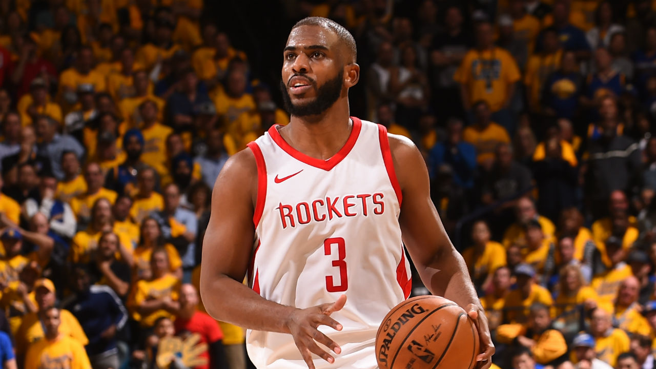 Rockets edge Warriors to level series