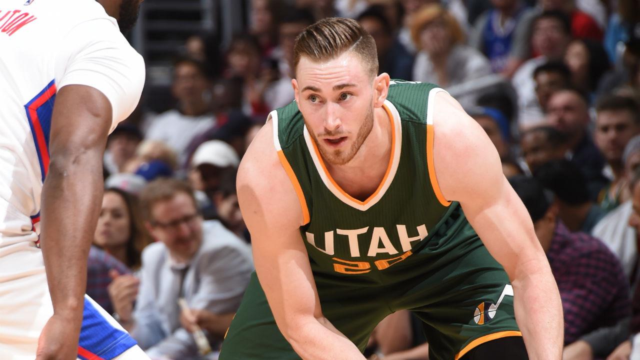 Led by Hayward, Utah Jazz moving on to new playoff turf