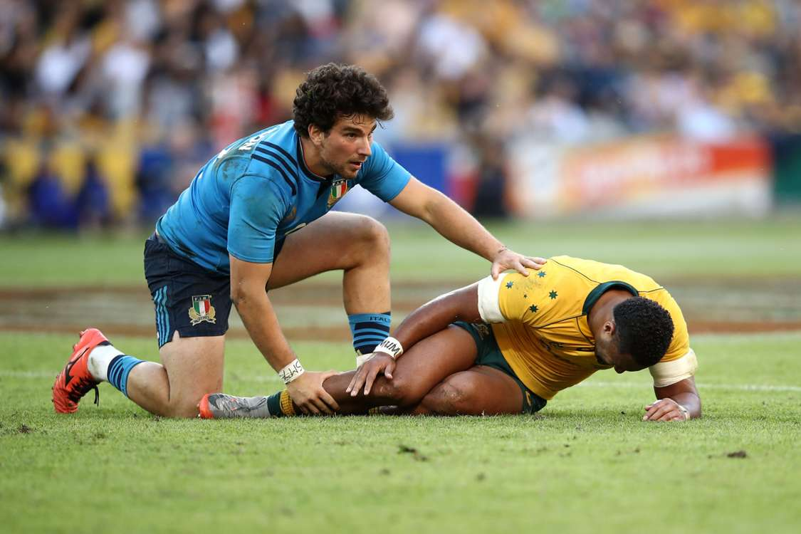Injured Wallabies winger expected to recover by Bledisloe Cup