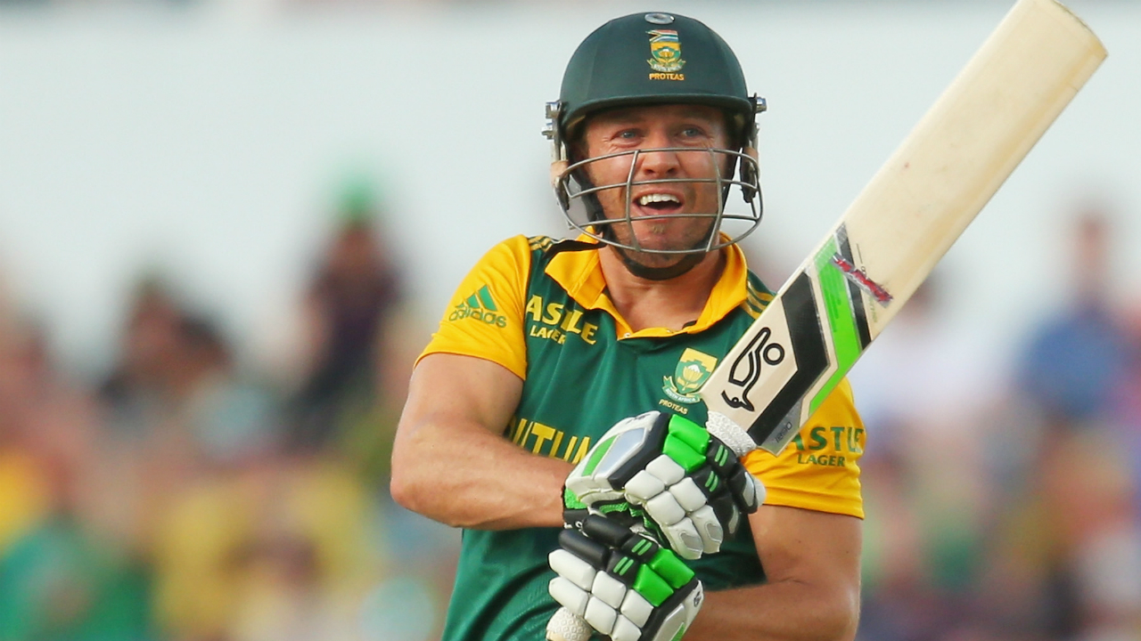 Live cricket world cup south africa v india cricket for Villiers 86