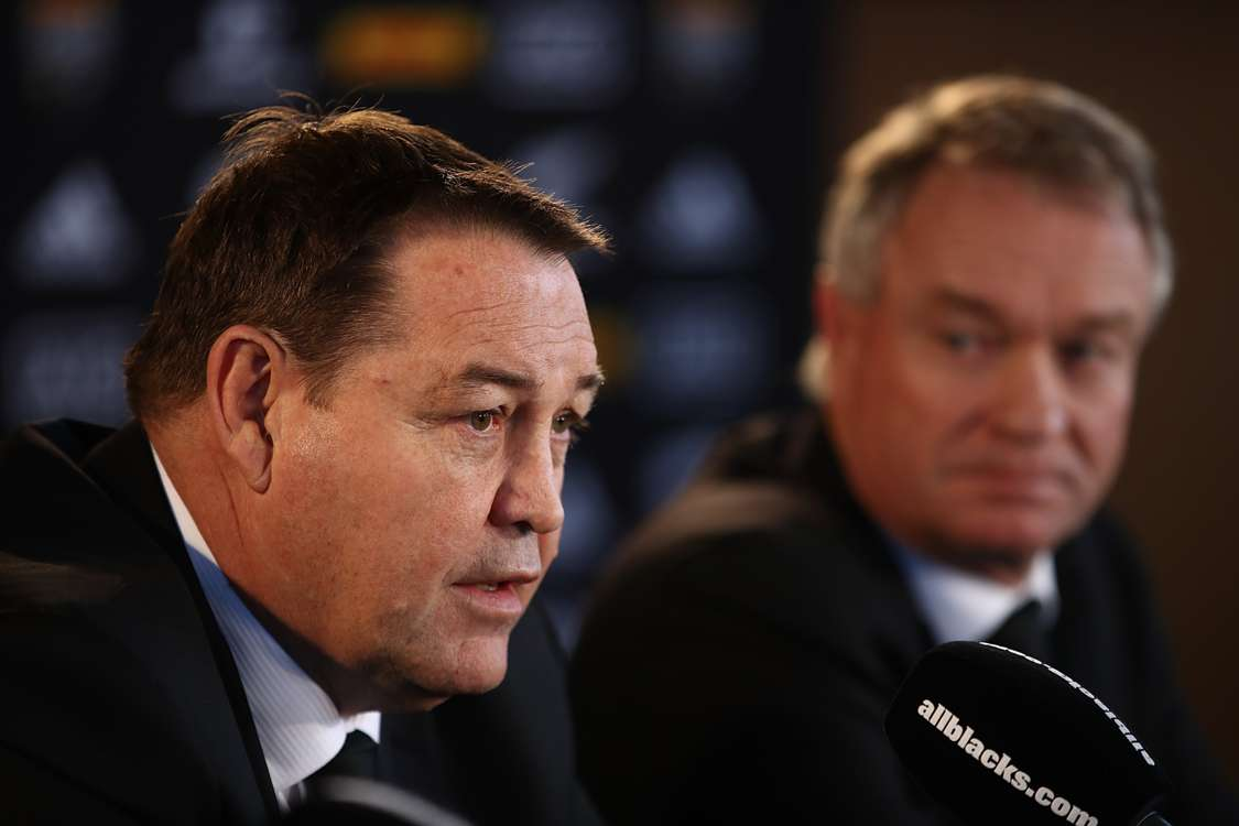 The surprise candidate to become next All Blacks coach