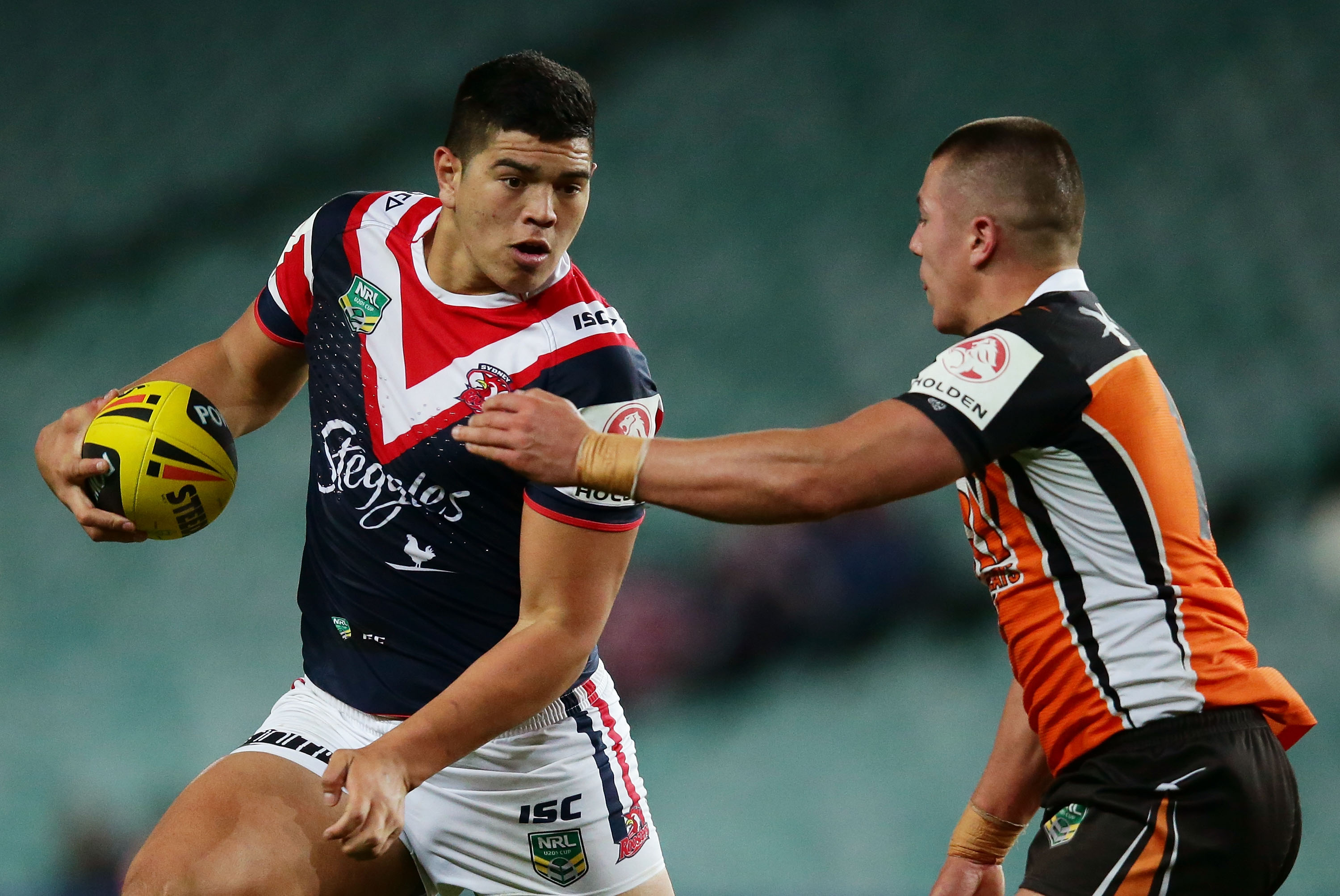Canberra Raiders repel Sydney Roosters to claim 24-16 NRL victory