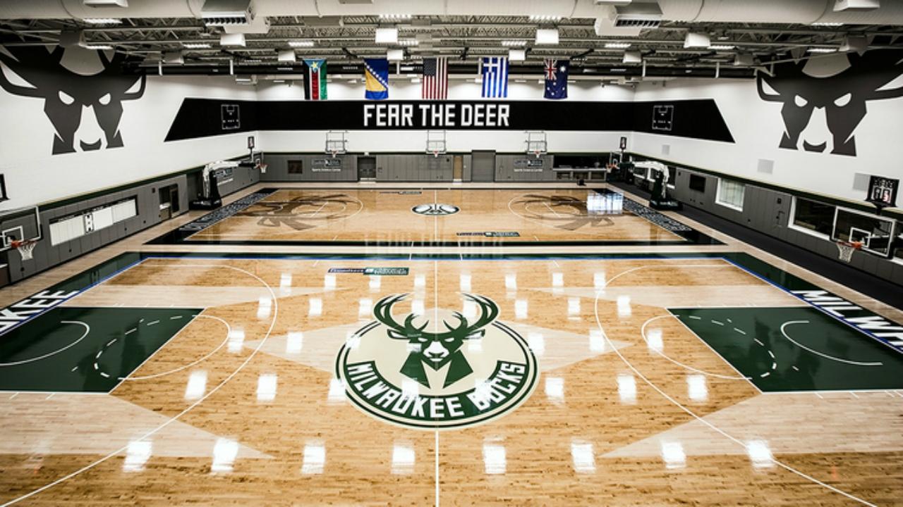 Milwaukee Bucks Officially Open New Training Facility