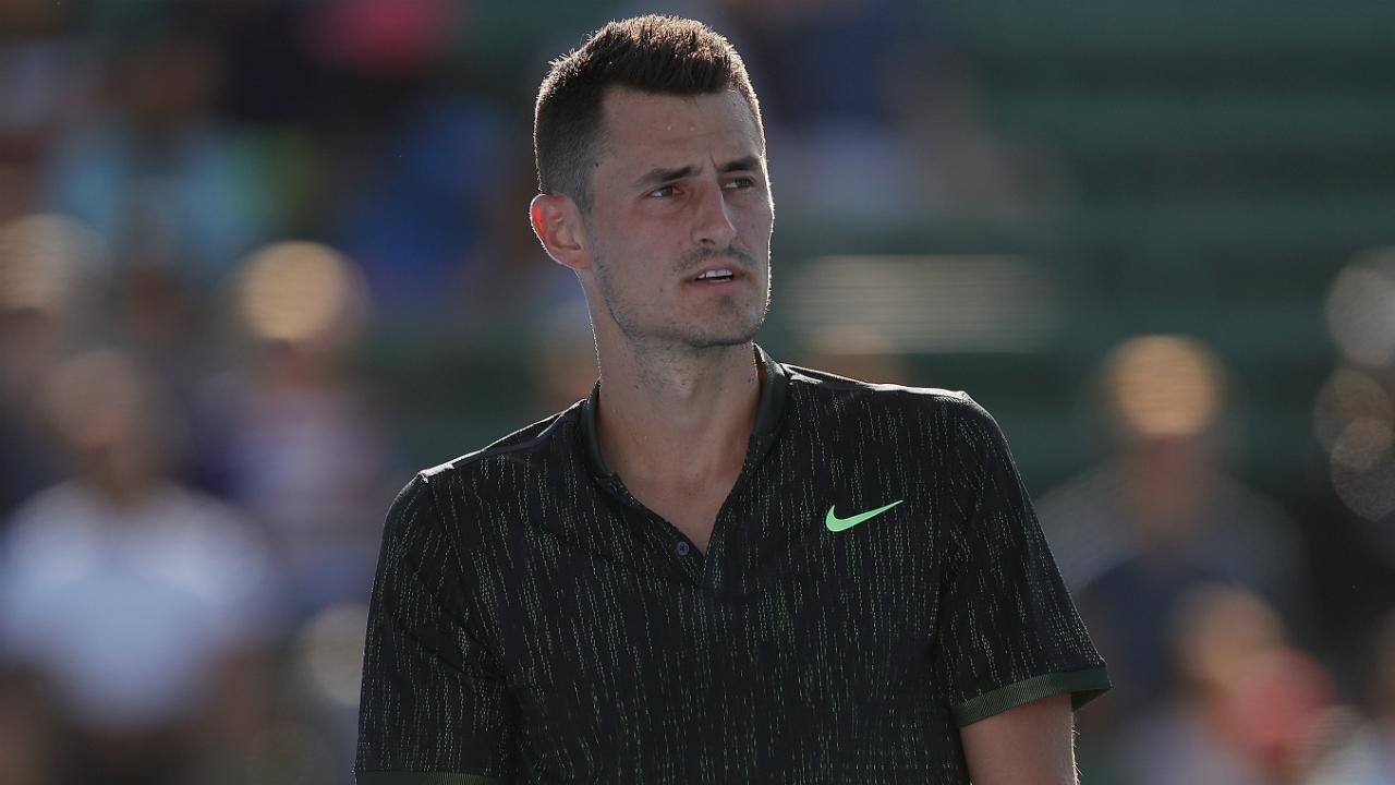 Bernard Tomic: 'I'd love to qualify for Australian Open'