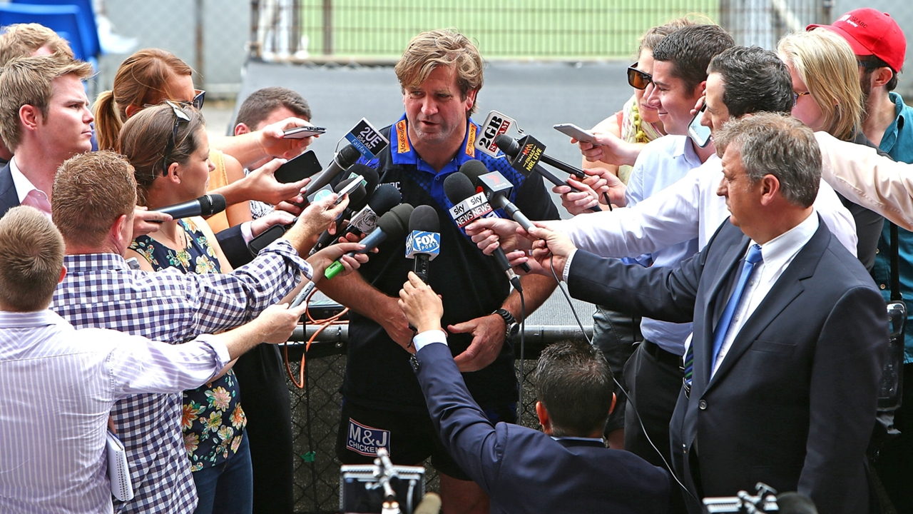 The Tough Questions Dogs Fans Will Hit Hasler With At