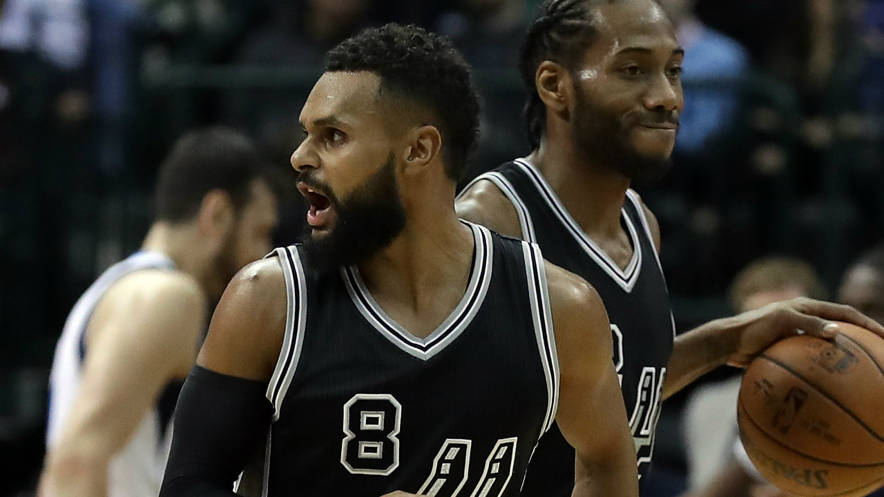 Mills helps Spurs rally to beat Mavericks 94-87