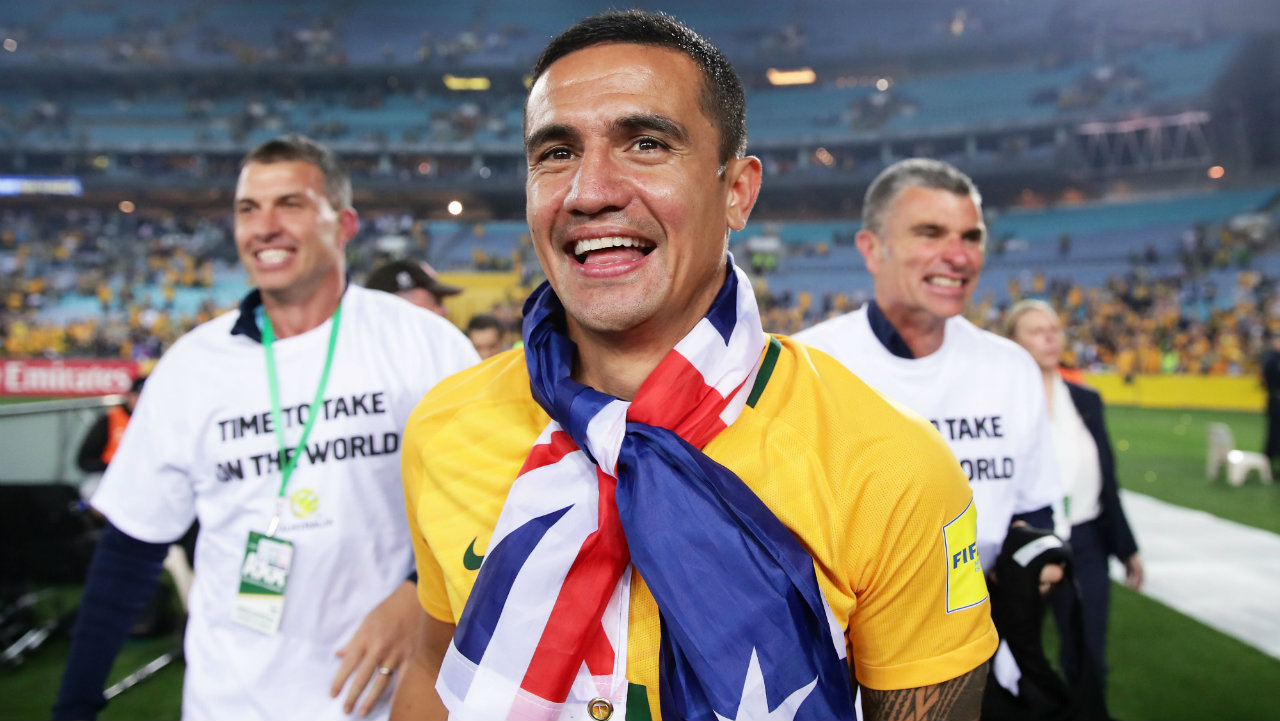 Australia beat Honduras 3-1 to qualify for World Cup soccer
