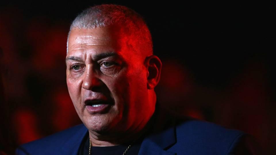 Mick Gatto: Mick Gatto Confirms Essendon Talks