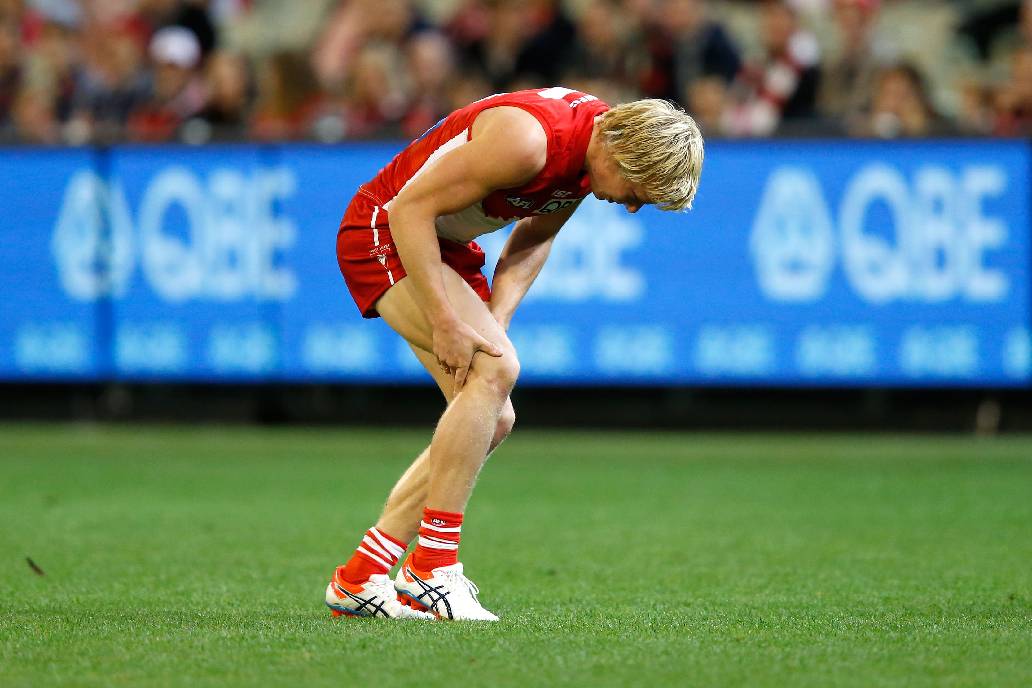 Nab Challenge Claims Another Big Name Through Injury Afl