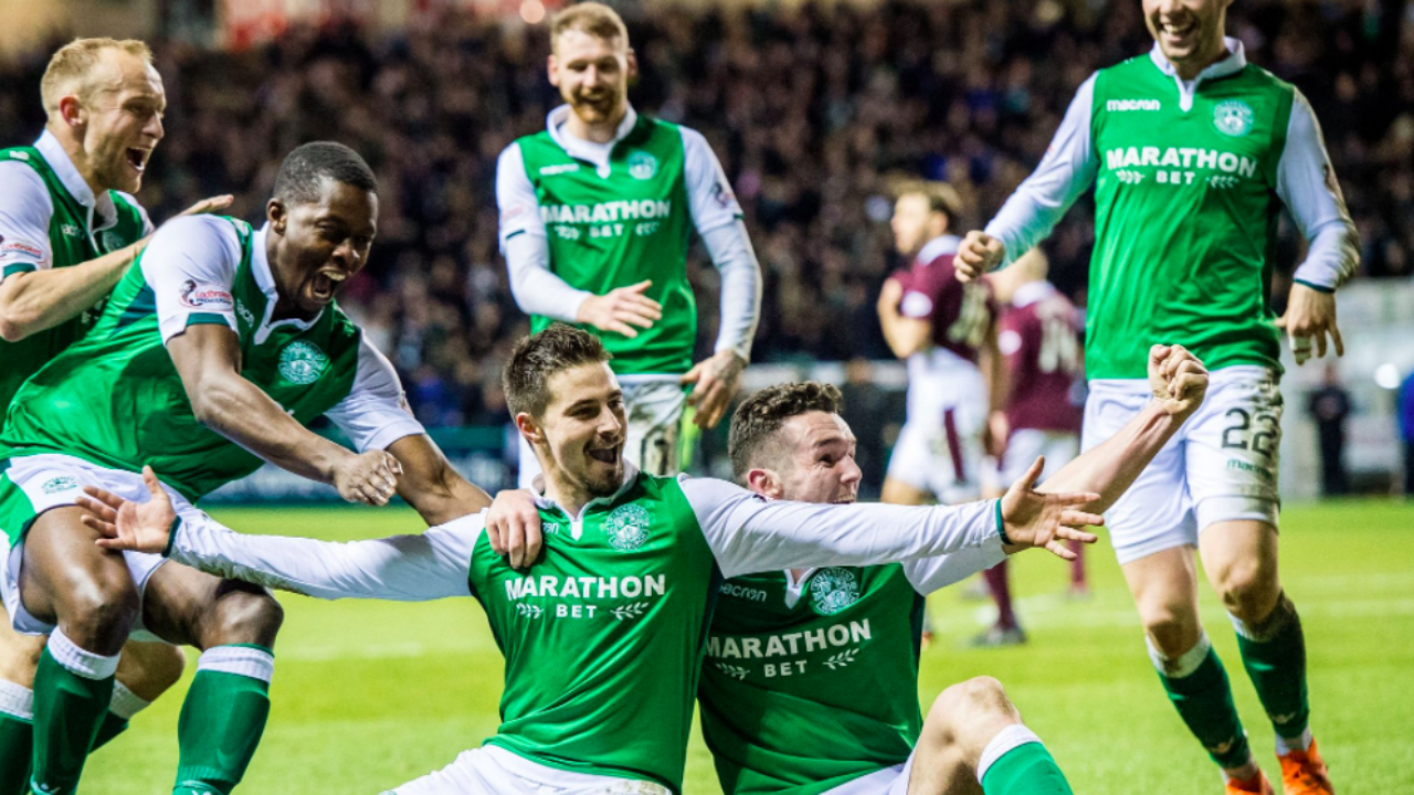 Neil Lennon orders Hibs to be 'cold and professional' against Hearts