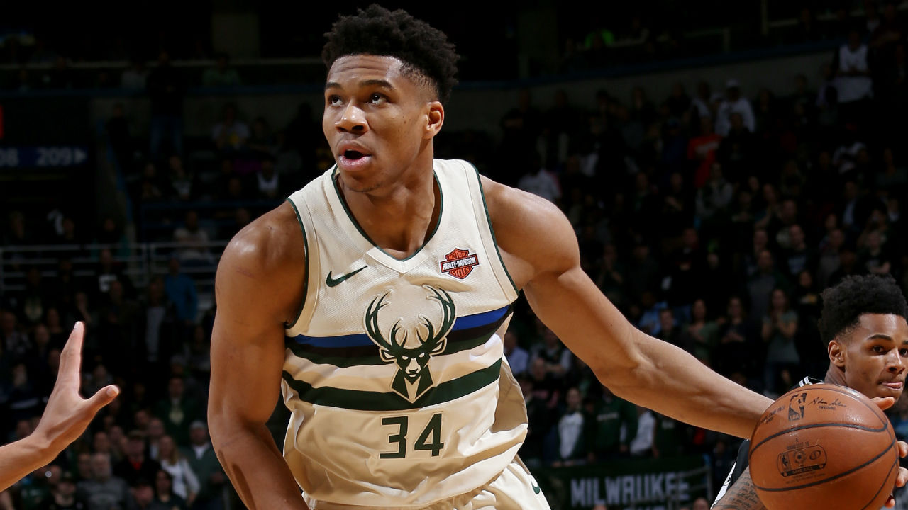 Bucks say Giannis Antetokounmpo out for Friday matchup with Chicago Bulls