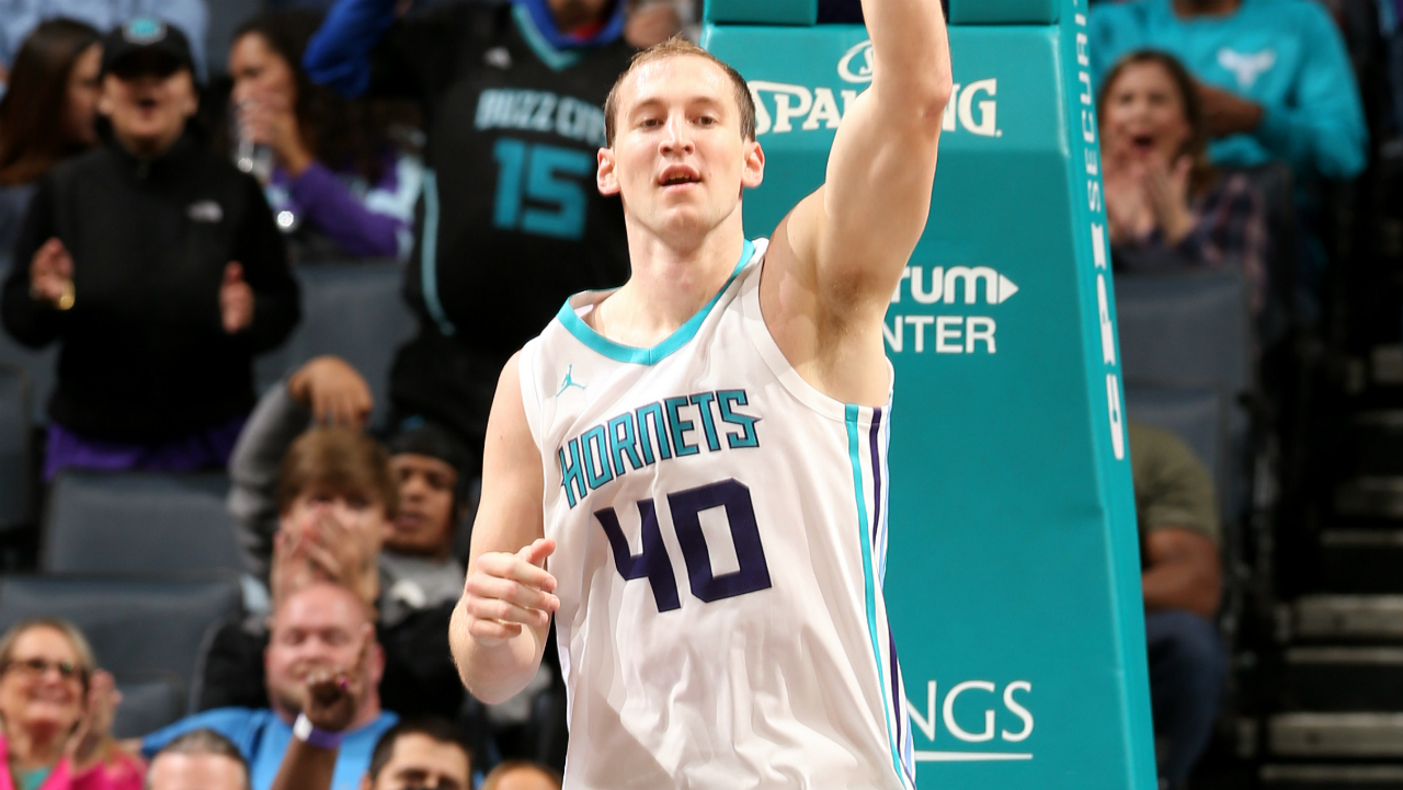 Charlotte Hornets' Cody Zeller to miss six weeks after knee surgery