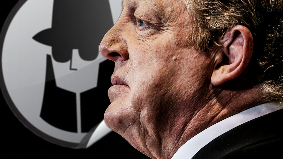 Lurker. Phil Gould