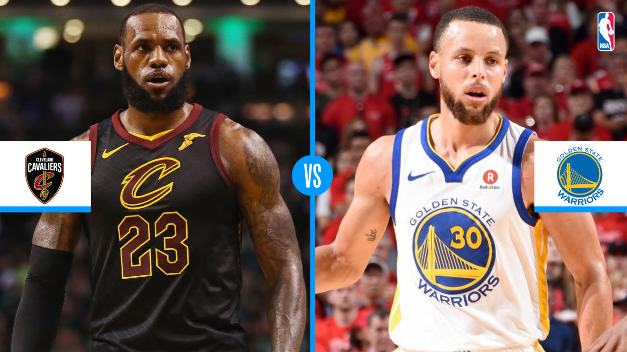 Cavaliers-Warriors NBA Finals is a total mismatch, says Jeff Van Gundy