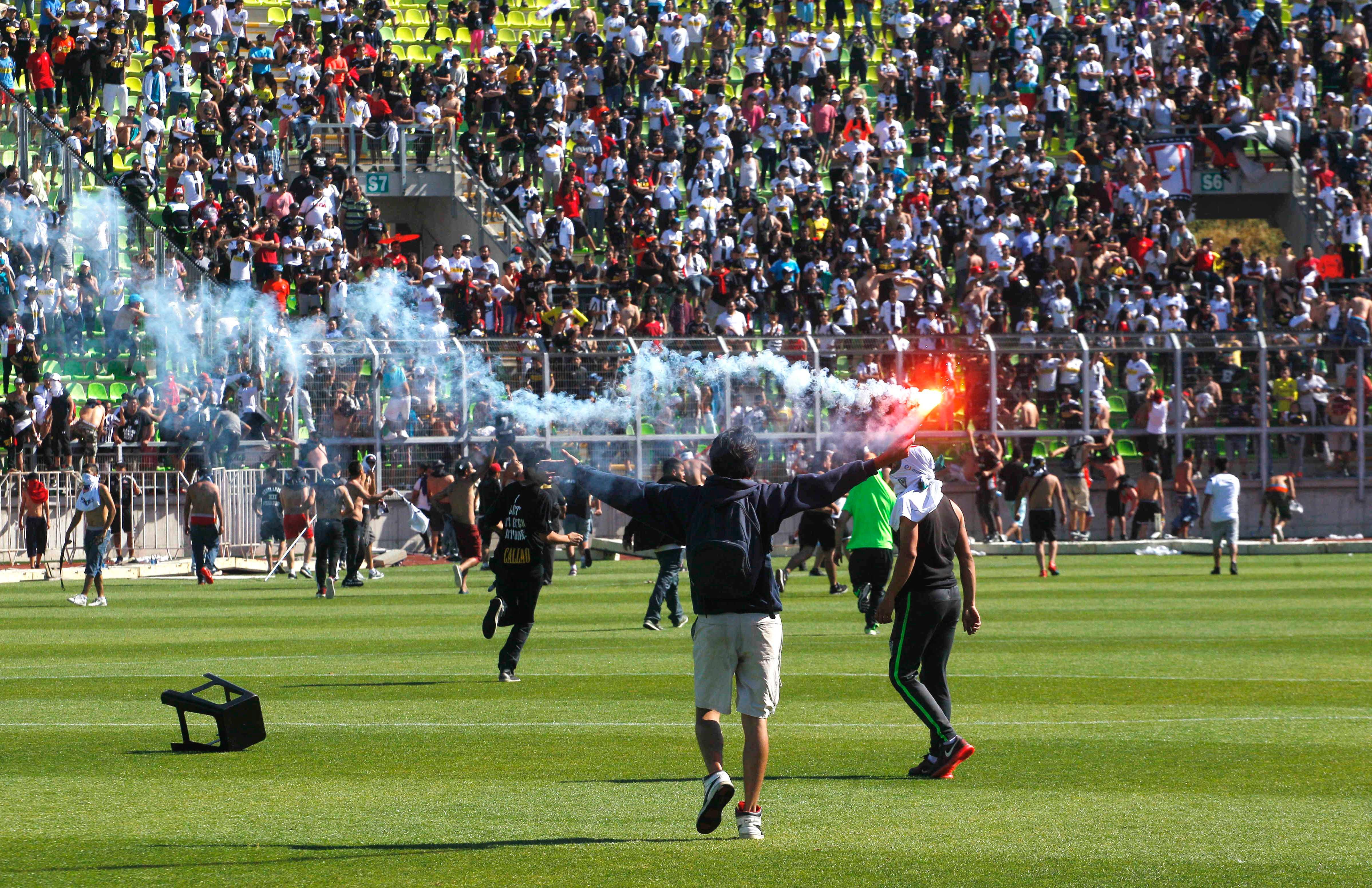 Chilean Riots
