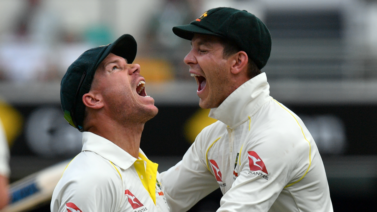 Paine: Warner will be welcomed back by Aussies