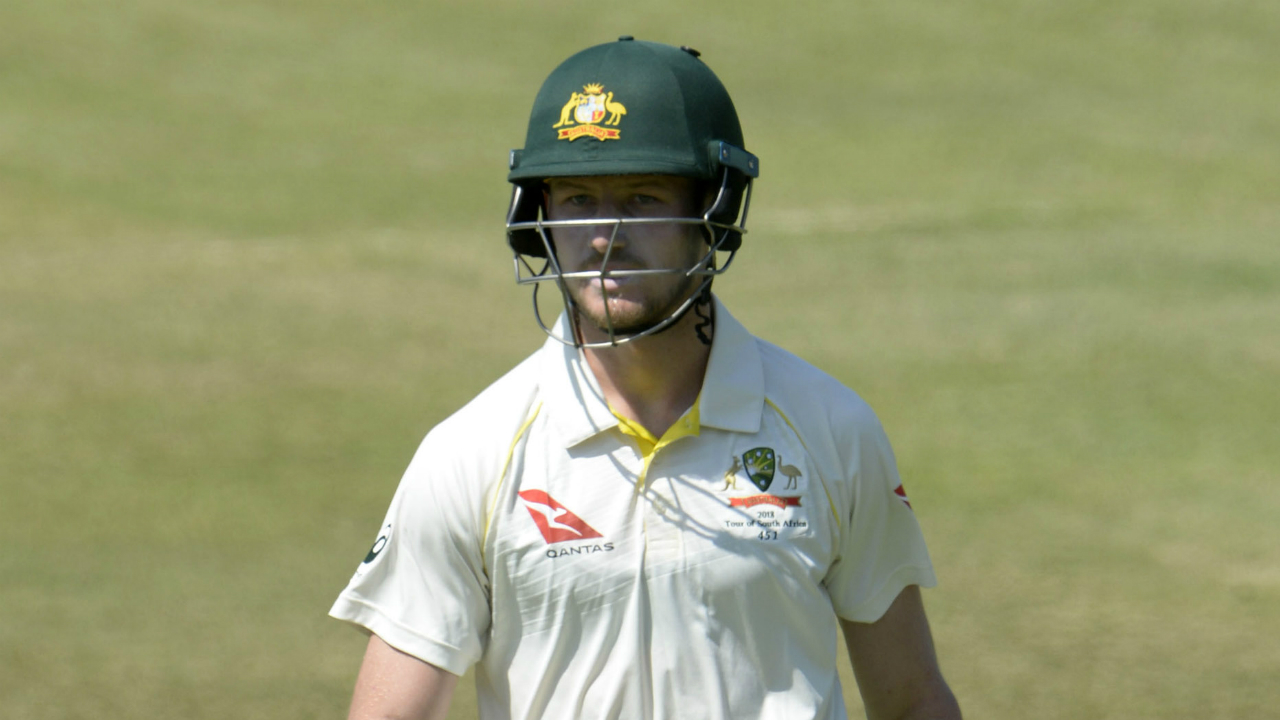 Australia three down as Warner falls on stroke of lunch