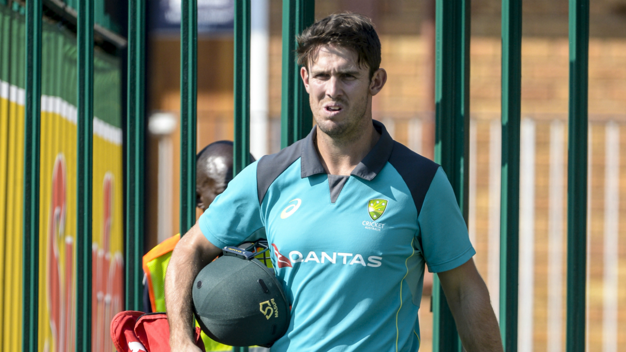 Mitchell Marsh set to miss England tour