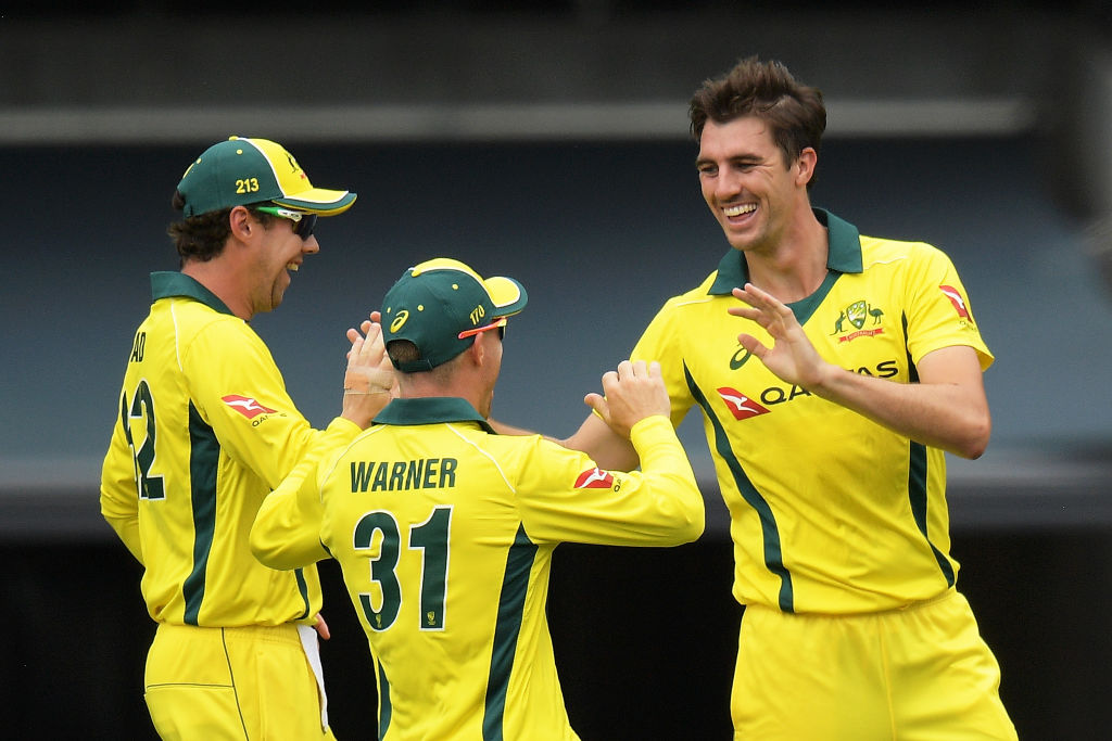 Maxwell recalled for ODI clash in Perth