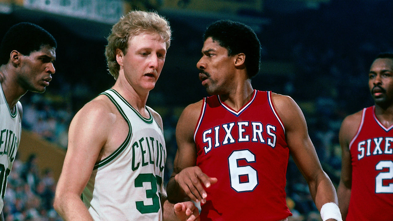 Sixers get history lesson on Celtics rivalry before game one
