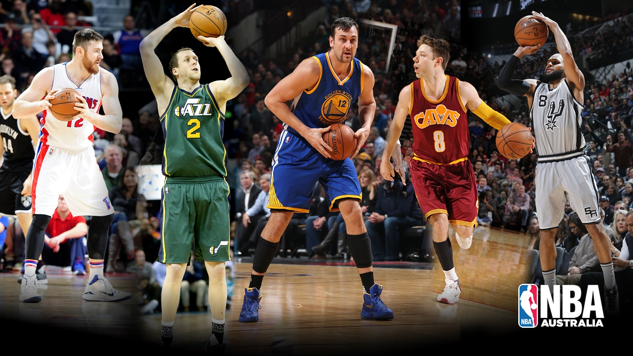 Midseason Report Card: Australians in the NBA   Sporting News