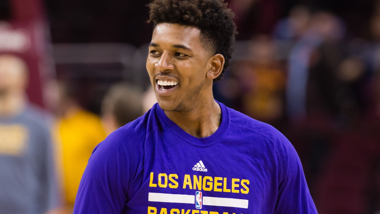 Nick Young chooses free agency after 4 years with Lakers