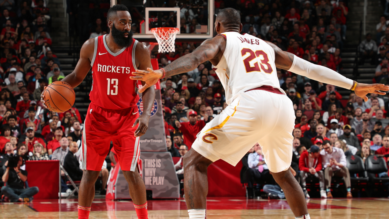 Rockets Have a Shot at Signing LeBron This Summer