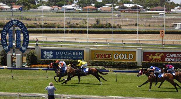 Where the early money's gone - Doomben, Monday January 2