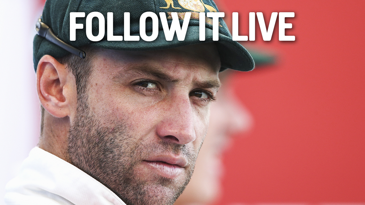 Live Coverage. Phil Hughes