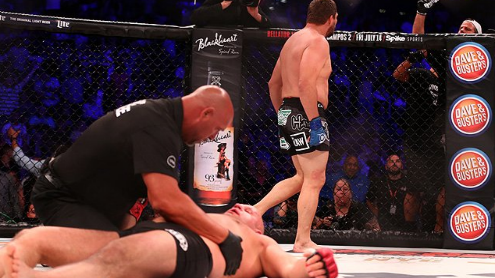 Bellator NYC results: Matt Mitrione KOs Fedor Emelianenko after insane double knockdown