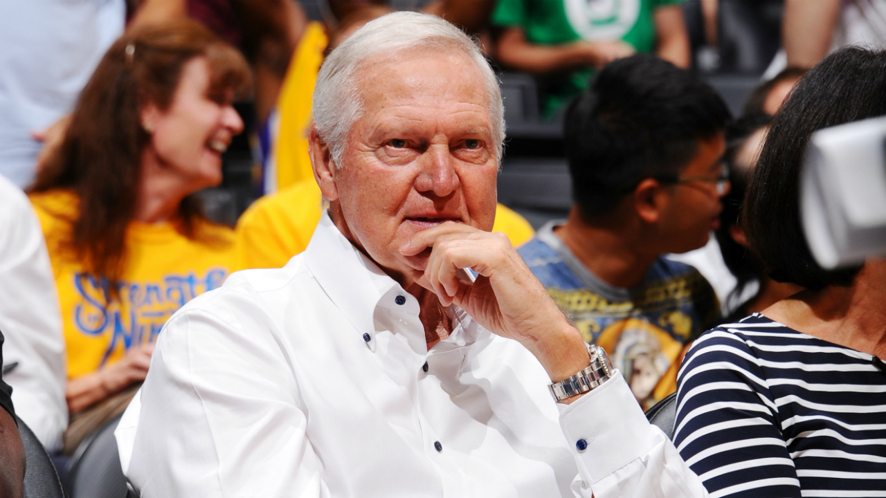 Q&A Hall of Famer and NBA executive Jerry West