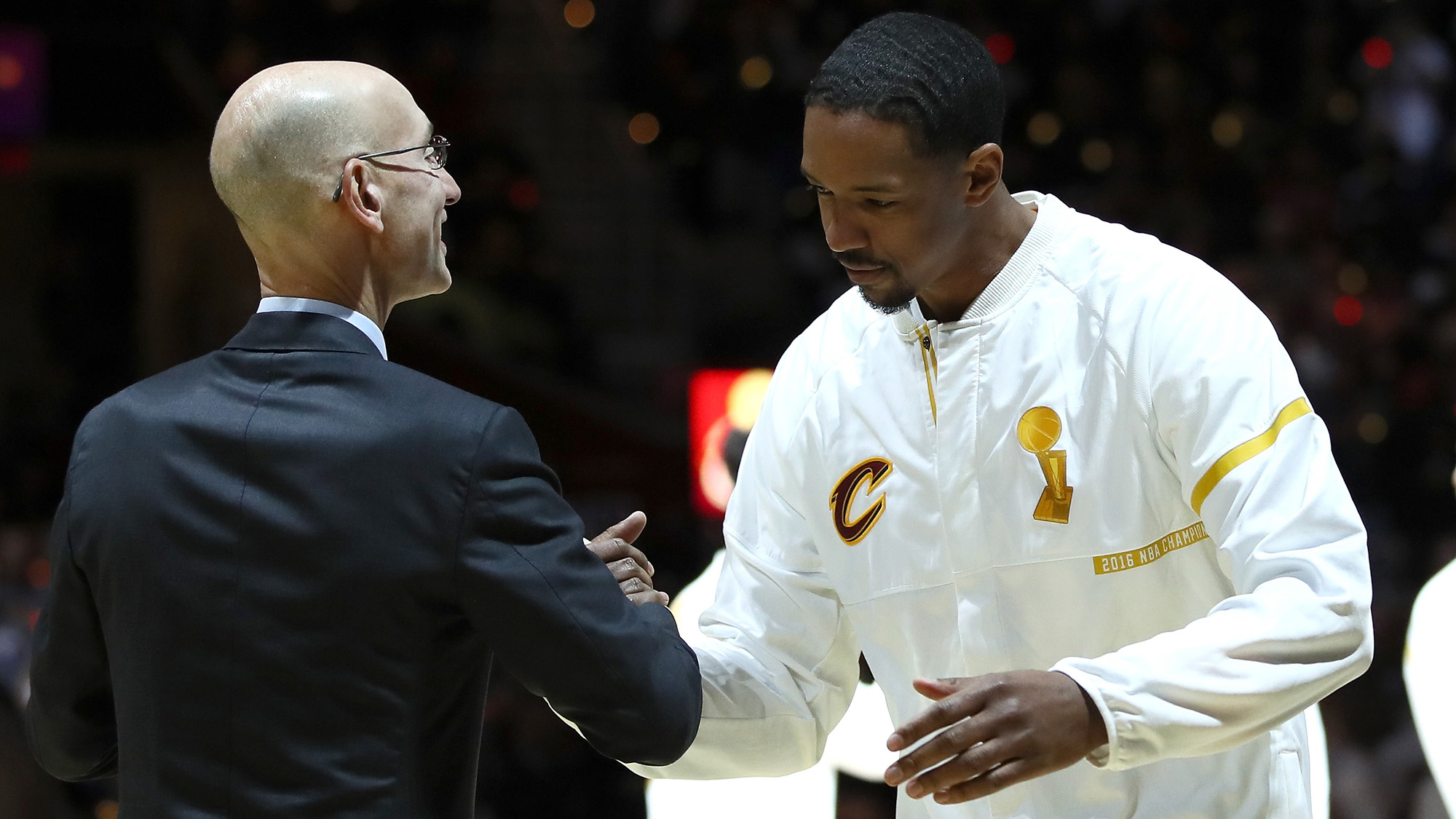 Cavs' Channing Frye out following death of father