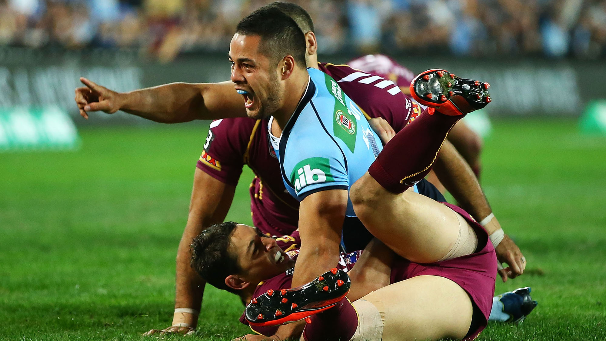 Hayne returns for NSW Blues