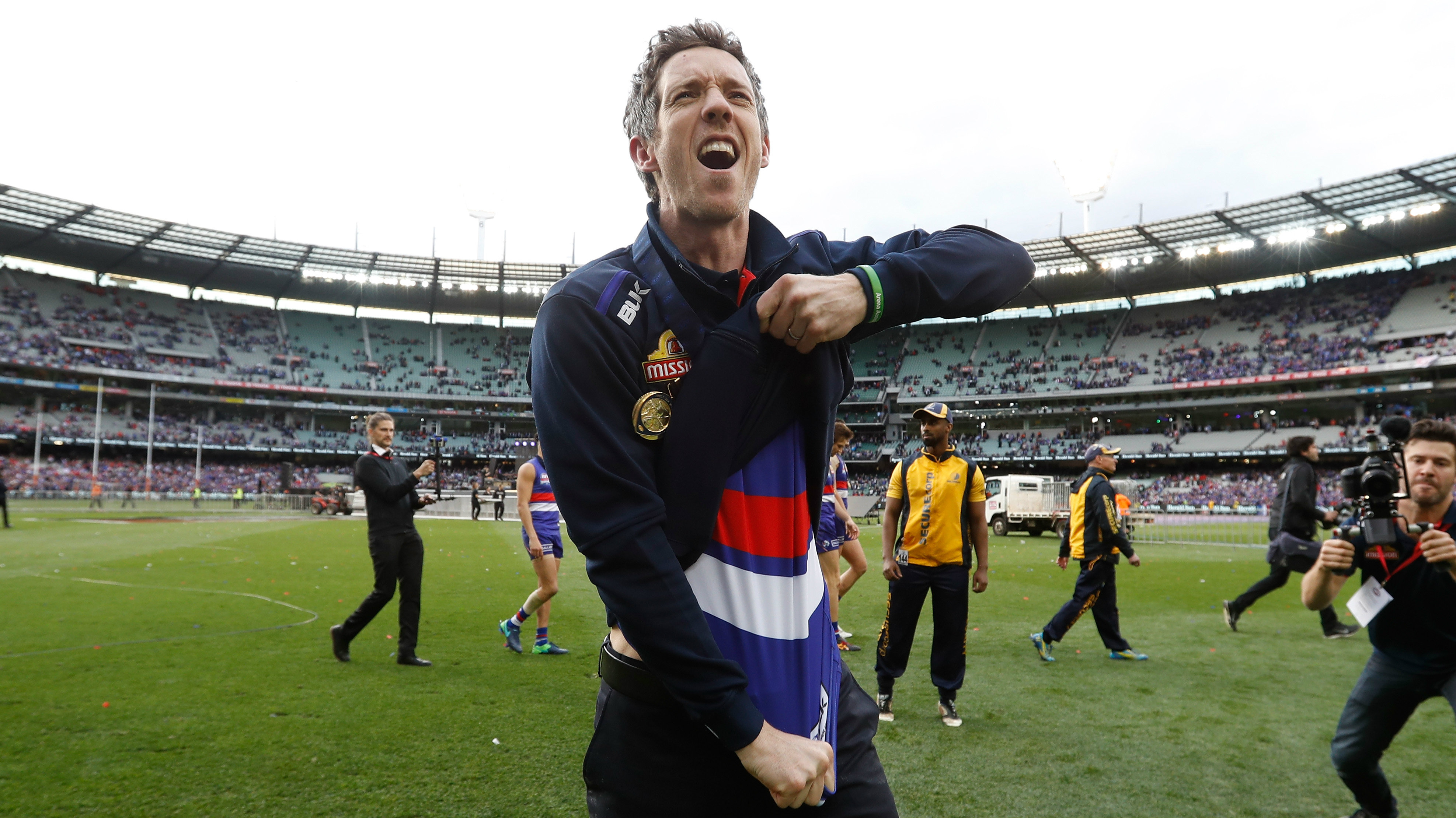 Bob Murphy set to retire at the end of 2017