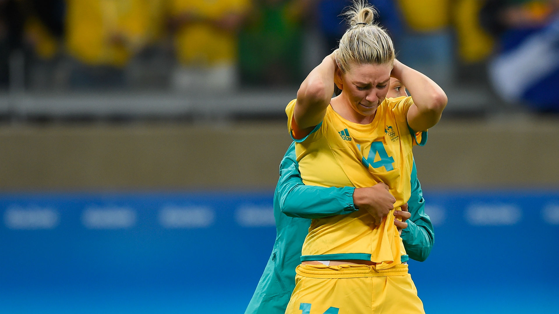 Matildas' heartbreak: lose to Brazil in shootout