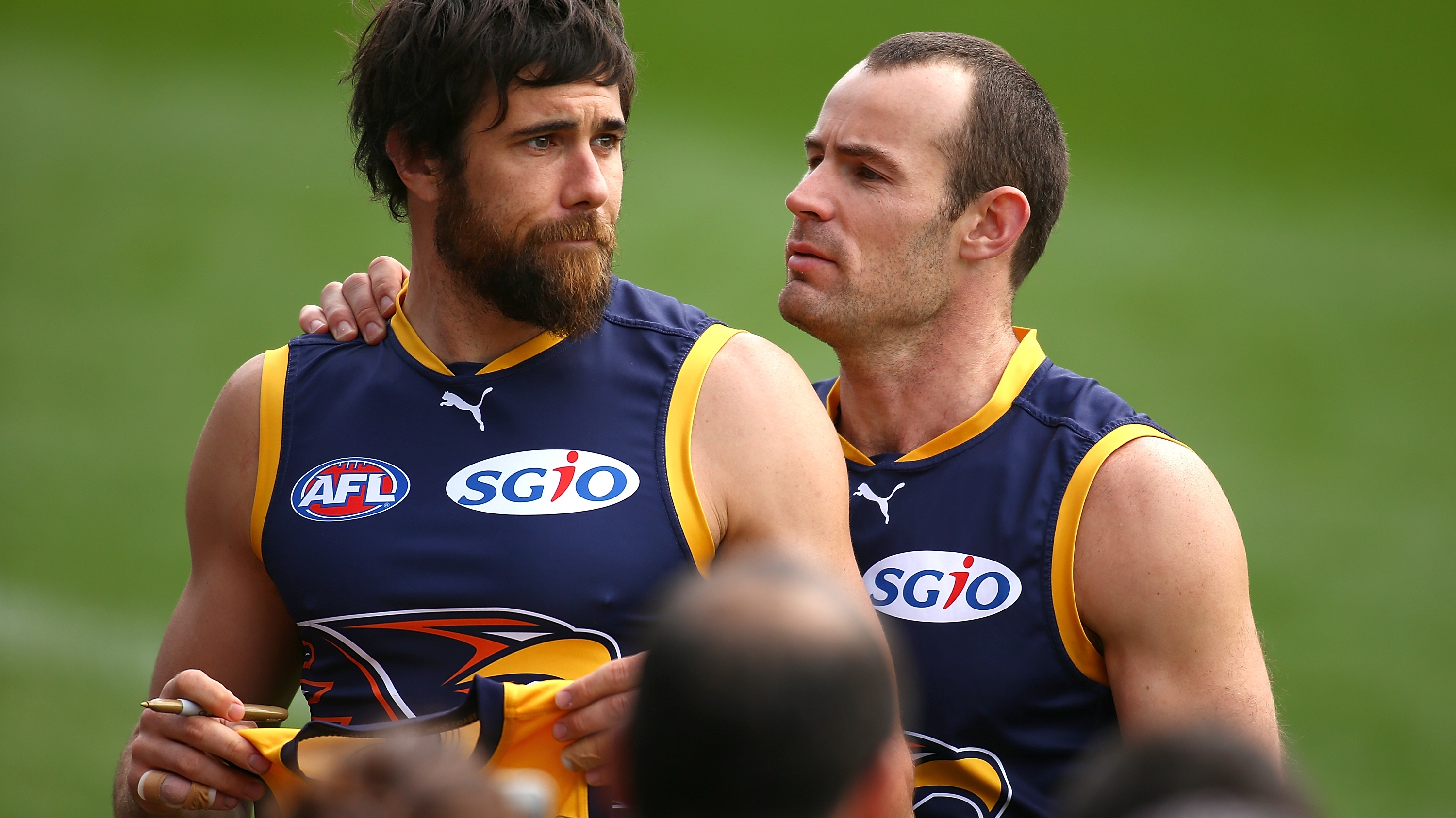 The Eagles Youtube West Coast Eagles39 Youtube Account Hacked Lame Troll Made Afl
