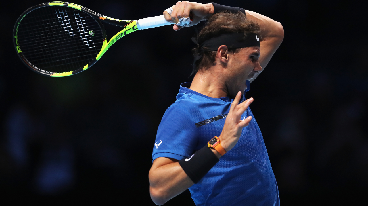 Rafael Nadal pulls out of Australian Open warmup tournament