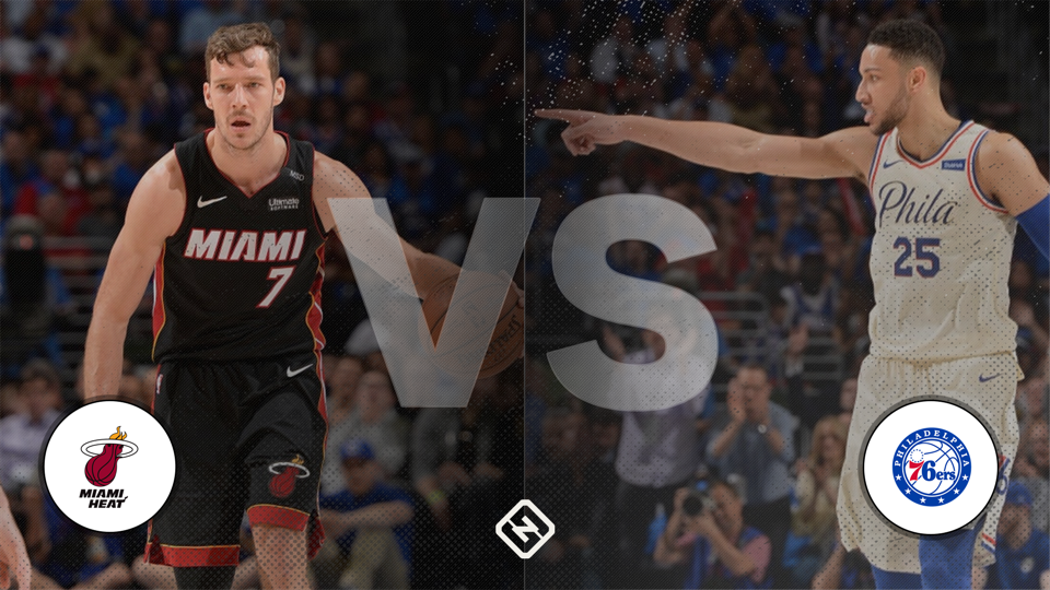 NBA Playoffs 2018 Game 2: Ben Simmons and 76ers vs Heat ...