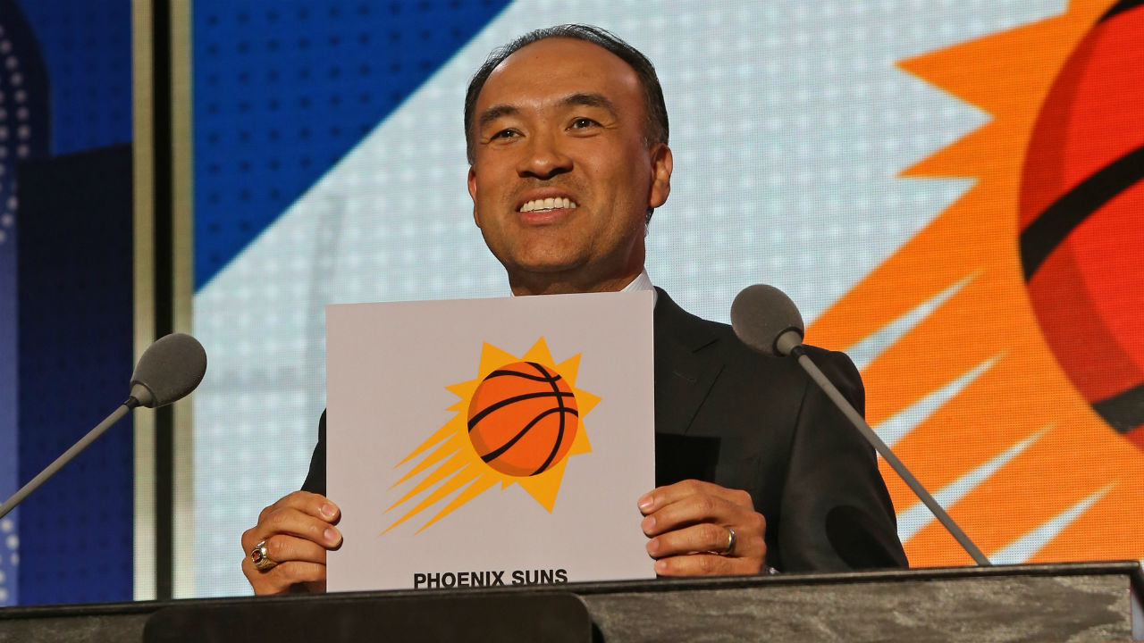 Suns win NBA Draft Lottery, hold No. 1 pick