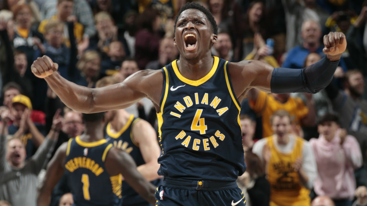 Pacers rally from 21 down to defeat Magic