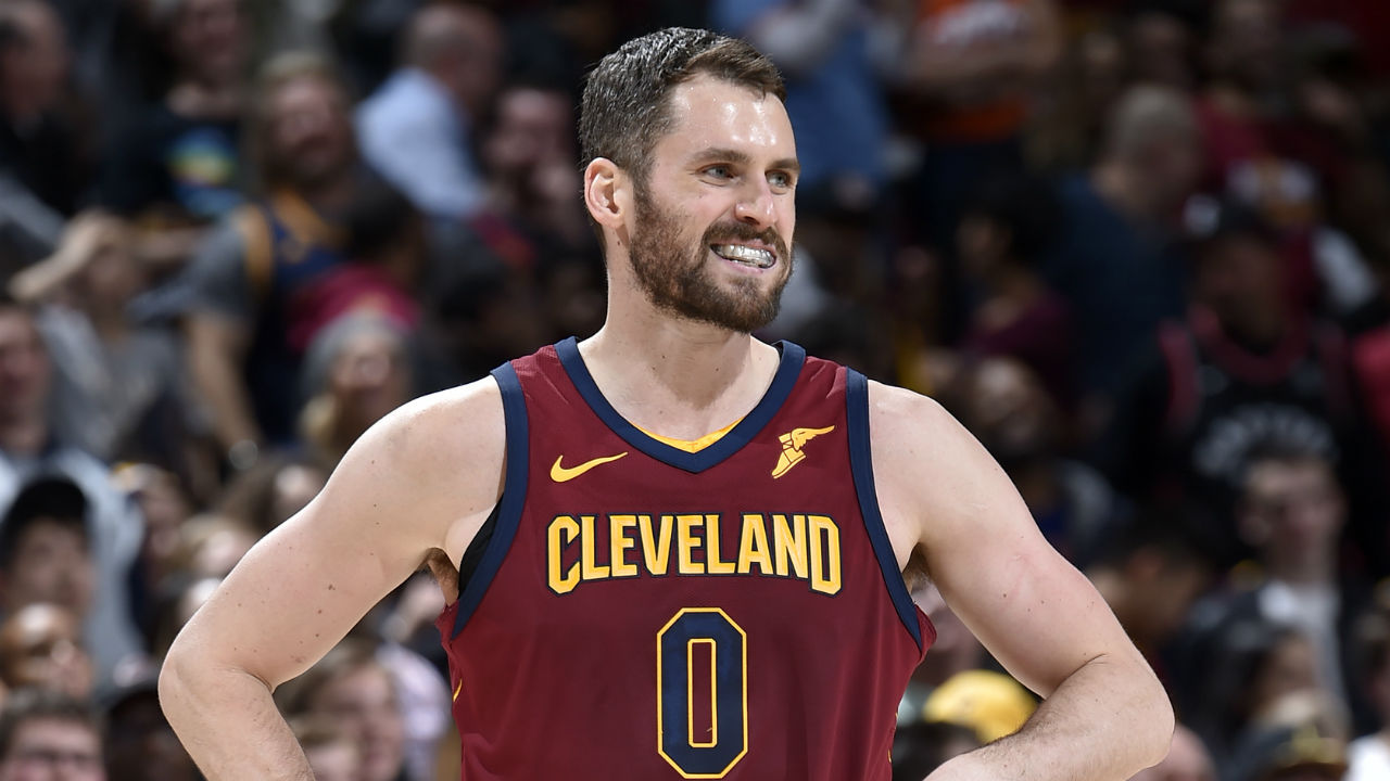 Kevin Love placed in National Basketball Association concussion protocol, out against Charlotte